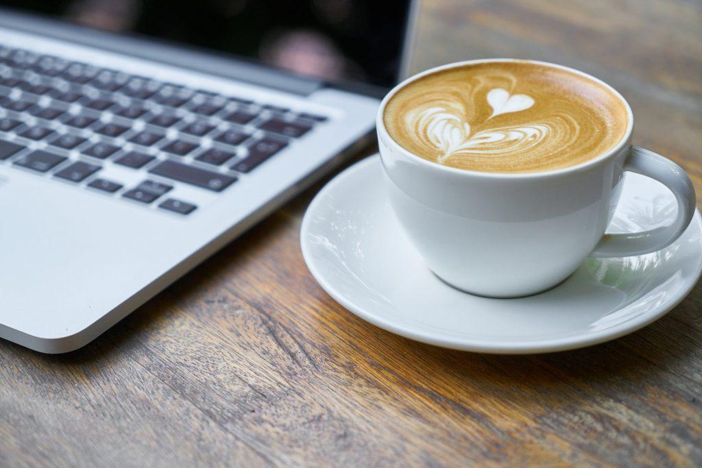 Stop met koffie drinken, ga voor succes