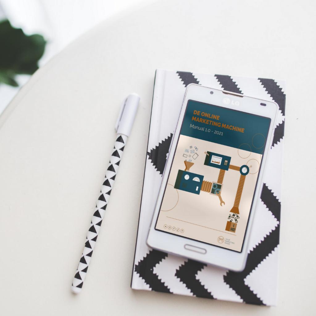 Handleiding online marketing machine